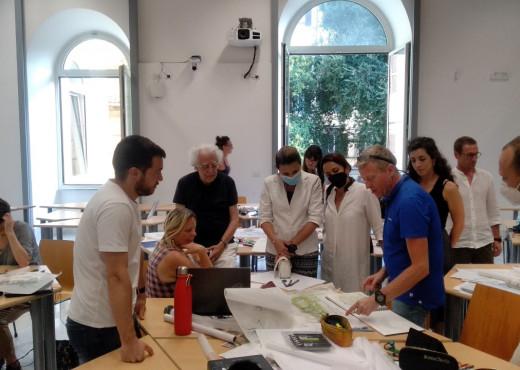 Progetto per il primo villaggio scolastico BIO a Roma
