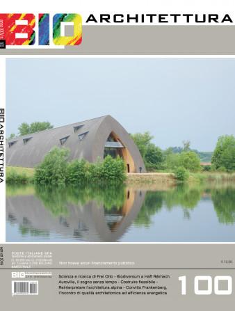 copertina bioarchitettura 100