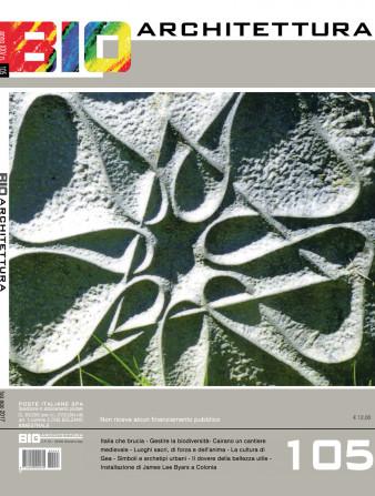 copertina bioarchitettura 105
