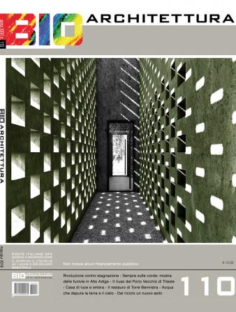 copertina bioarchitettura 110