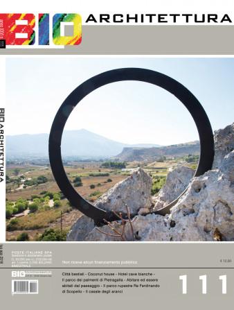 copertina bioarchitettura 111