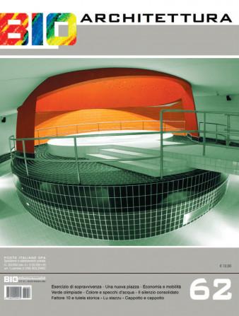 copertina bioarchitettura 62