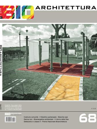 copertina bioarchitettura 68