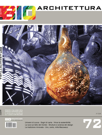 copertina bioarchitettura 72