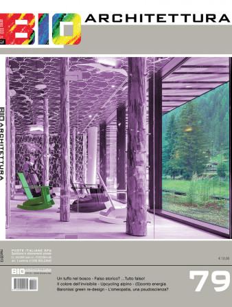 copertina bioarchitettura 79