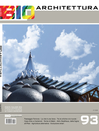 copertina bioarchitettura 93