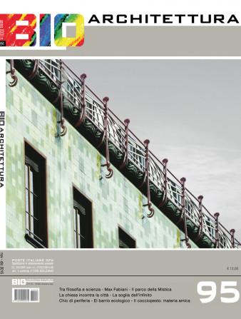 copertina bioarchitettura 95
