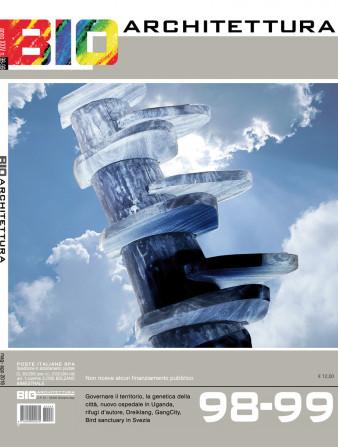 copertina bioarchitettura 98/99