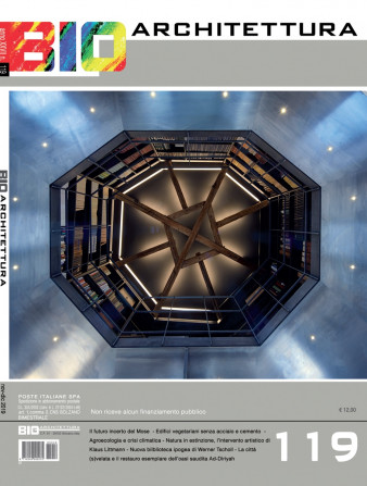 copertina bioarchitettura 119