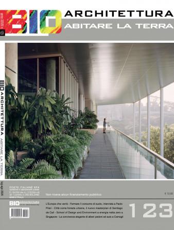 copertina bioarchitettura 123