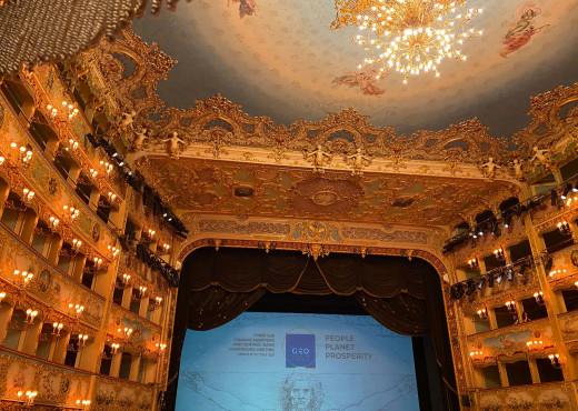 Venezia può essere la capitale mondiale della sostenibilità
